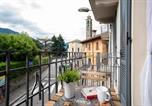 Location vacances Lezzeno - Lake Como Studio with Balcony and Private Parking-4
