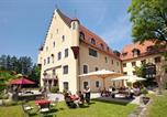 Hôtel Seeg - Schloss zu Hopferau-2