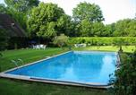 Location vacances  Indre-et-Loire - House with 2 bedrooms in Saint Branchs with shared pool furnished garden and Wifi-1
