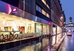 Hôtel Glasgow - Mercure Glasgow City Hotel-1