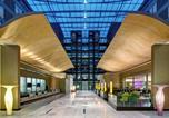 Hôtel Gare de l'aéroport de Francfort-sur-le-Main - Hilton Frankfurt Airport-1