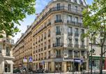 Hôtel 4 étoiles Malakoff - Best Western Nouvel Orléans Montparnasse-2