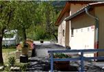 Camping avec WIFI Saint-Martin-d'Entraunes - Camping La Ribiere-4