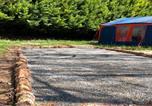 Camping avec Piscine couverte / chauffée Midi-Pyrénées - Camping Le Pont-4