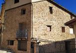 Location vacances  Province de Teruel - Casa La Felicidad-1