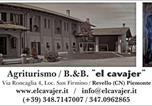 Location vacances Cavour - El Cavajer agriturismo-b&b-1