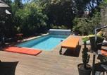 Location vacances Tresses - Maison Pierre Bordeaux Avec Piscine-1