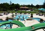 Camping  Acceptant les animaux Gers - Camping Lac de Thoux St-Cricq-1