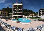 Hôtel Le lac de Lugano - Hotel Delfino Lugano-3