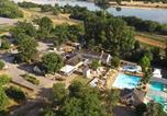 Camping avec Ambiance club Maine-et-Loire - Tour Opérateur sur Camping Domaine de la Brèche-1