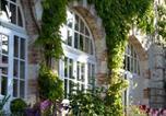Hôtel Crouy-sur-Cosson - La Tonnellerie-1