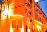 Hôtel Campinas - Hotel Castro Mendes-1
