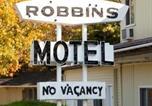 Hôtel Bangor - Robbins Motel-2