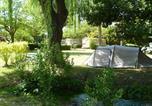 Camping avec Piscine La Roque-sur-Cèze - Camping La Grenouille-4
