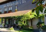 Hôtel Alsace - Au Relais de l'Ill