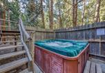 Location vacances Idyllwild - Twin Tree Lodge-3