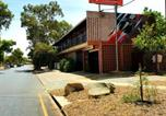 Hôtel Alice Springs - Jump Inn Alice Budget Accommodation-3