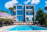 Hôtel Split - Beach Hotel Bozikovina-1