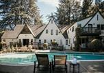 Hôtel Sonoma - Candlelight Inn Napa Valley-4
