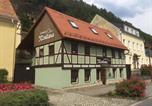 Location vacances Bad Schandau - Ferienhaus Montana-1