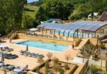 Camping avec Piscine Marcillac-Saint-Quentin - Camping Le Val d'Ussel-1