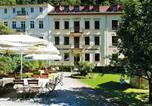 Hôtel Gohrisch - Kurparkstübl Bad Schandau-1