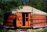 Location vacances Tour-de-Faure - Les yourtes de Bascot-1