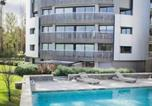 Location vacances Montevideo - Loop 2 Dorm Apartments-2