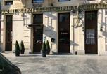 Hôtel Belgique - Hotel Aristote-1