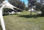 Camping avec WIFI Poggio-Mezzana - Camping Village del Mar-4