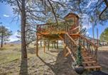 Location vacances Monument - Tree House Studio Mountain Views Ranch Experience-1