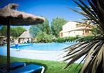 Location vacances Canet-en-Roussillon - Magnifique T2 mezzanine dans un village de vacance Em.44-2