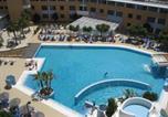 Hôtel Alméria - Hotel Neptuno-2