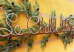 Location vacances Grosseto-Prugna - Gîte du Chalet Pietri-1