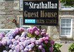 Location vacances Helston - Strathallan Guest House-2