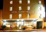 Hôtel Orgelet - Hôtel Gambetta-1