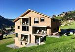 Location vacances Grächen - Apartment Sera Lodge, Wohnung Bietschhorn-4