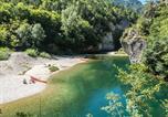 Camping avec Site nature Mende - Camping La Blaquière-1
