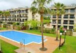 Hôtel Fuentespalda - Apartamentos Vila del Far-1