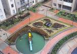 Location vacances Bogotá - Habitacion - Baño Privado-2