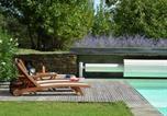 Location vacances  Lozère - Big Villa With Private Pool in Saint-Hilaire-de-Lavit-4