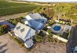 Villages vacances McCracken - Maison Blue Estate-2