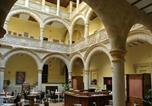 Hôtel Jaen - Palacio de los Salcedo-4