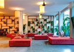 Hôtel Phnom Penh - Teahouse Asian Urban Hotel-1
