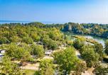 Camping Lac Léman - Camping Saint Disdille