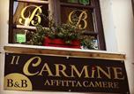 Hôtel Province de Syracuse - B&B Il Carmine Augusta-4