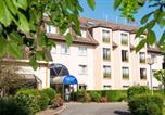 Hôtel Le Pin - Hôtel Vacances Bleues Les Jardins de Deauville-3