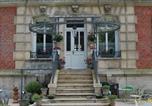 Hôtel Broyes - Château de broyes-4