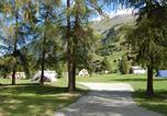 Camping en Bord de rivière Suisse - Camping Molignon-1