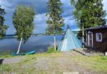 Camping Suède - Northern Light Camp-1